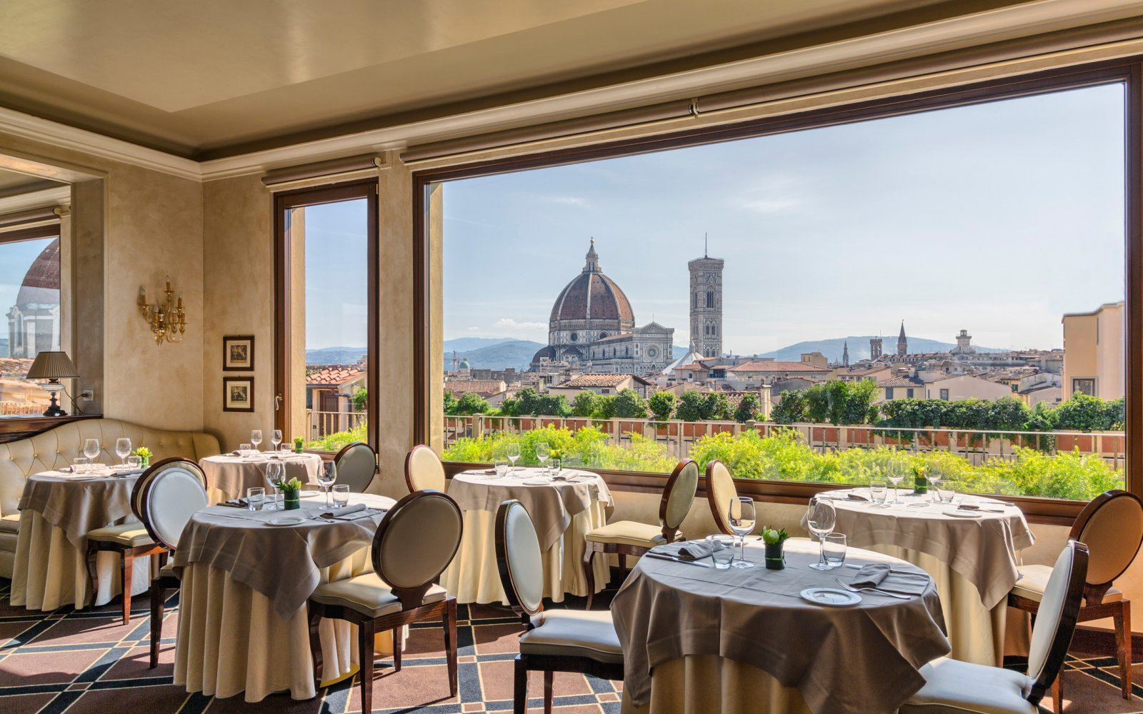 B Roof Grand Hotel Baglioni Firenze