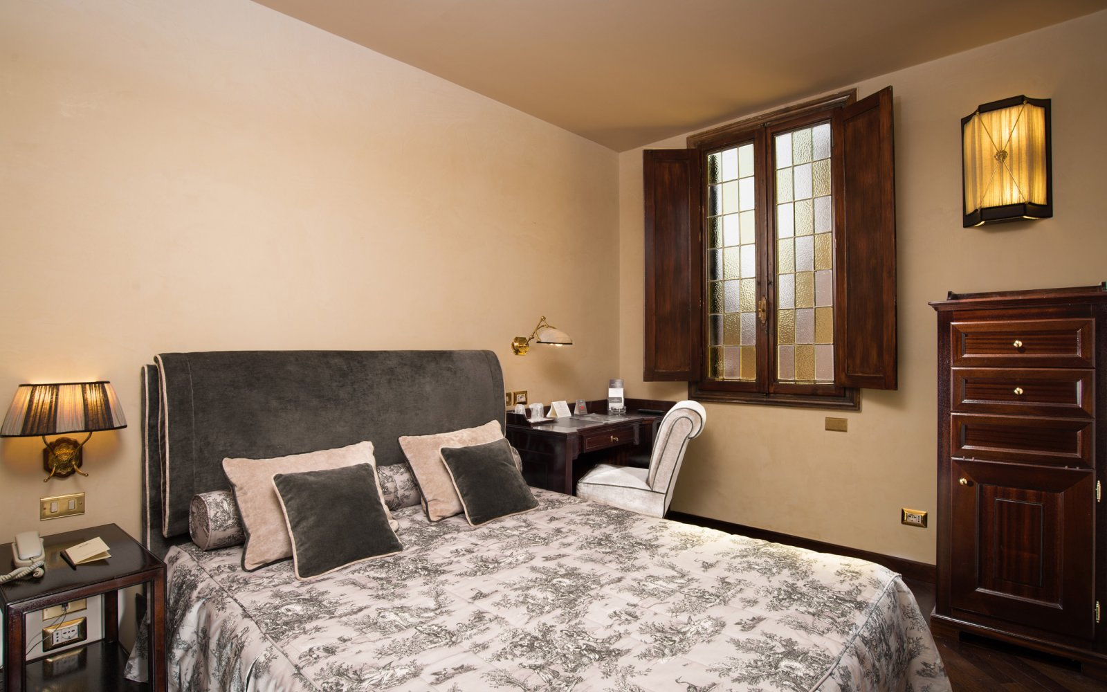 Smart Zimmer Grand Hotel Baglioni Firenze